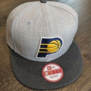 Indiana Pacers New Era 9Fifty Snapback Cap
